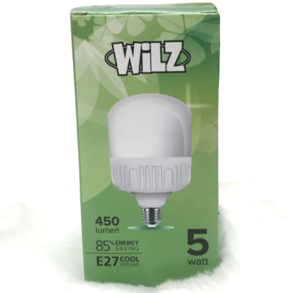 Lampu Wilz LED 5 WATT