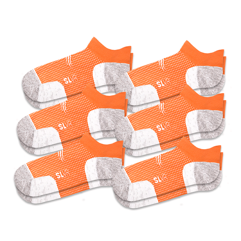 6 Pack - Women's Performance Socks