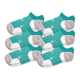 6 Pack - Men's Performance Socks