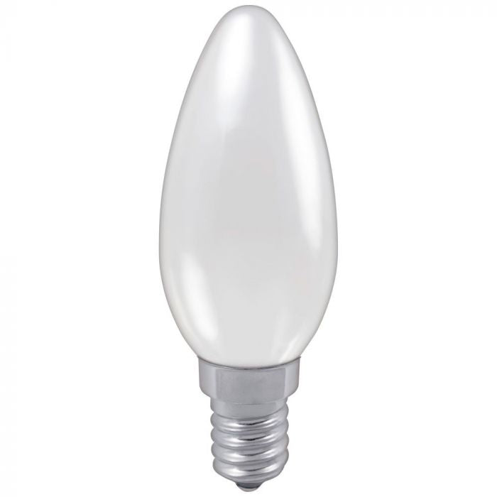 Candle 25w SES Opal Incandescent Light Bulb