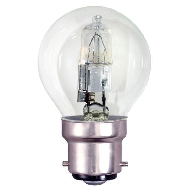 Halogen Golf 42w BC Halogen Lamp