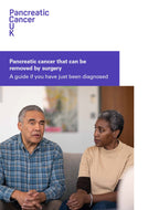 Pancreatic cancer that can be removed by surgery. A guide if you have just been diagnosed