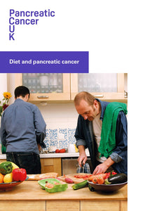 Diet and pancreatic cancer booklet