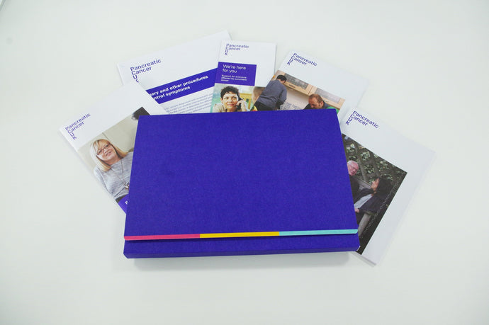 Newly Diagnosed Pack: Information for people with inoperable pancreatic cancer (stage 3 or stage 4)