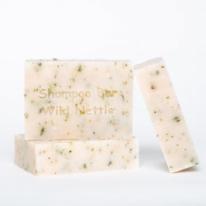 Scottish Highland Soap Company - Wild Nettle Shampoo Bar 140g