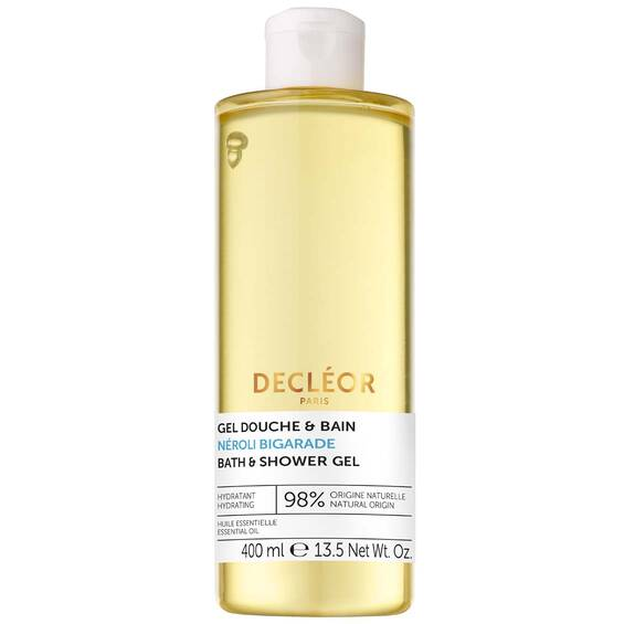 Decleor Super Size neroli bigarade hydrating shower gel 400ml