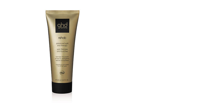 ghd rehab - advanced split end therapy Seal split ends for nourished, stronger hair