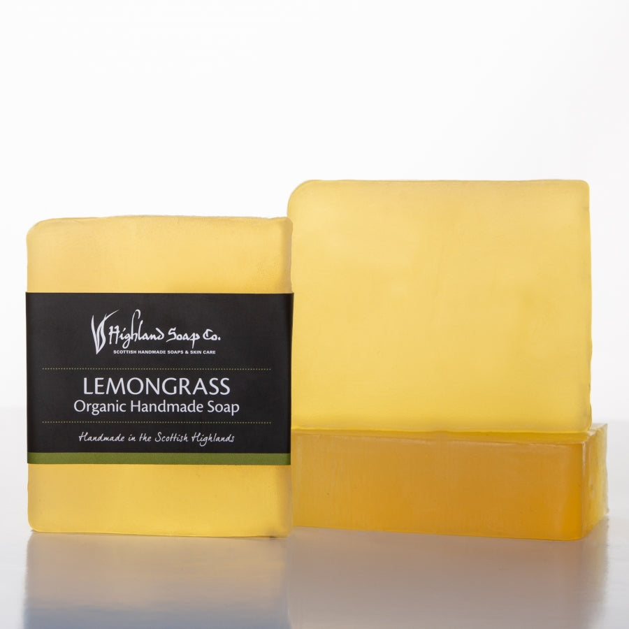 Scottish Highland Soap Company - Lemongrass Soap 140g