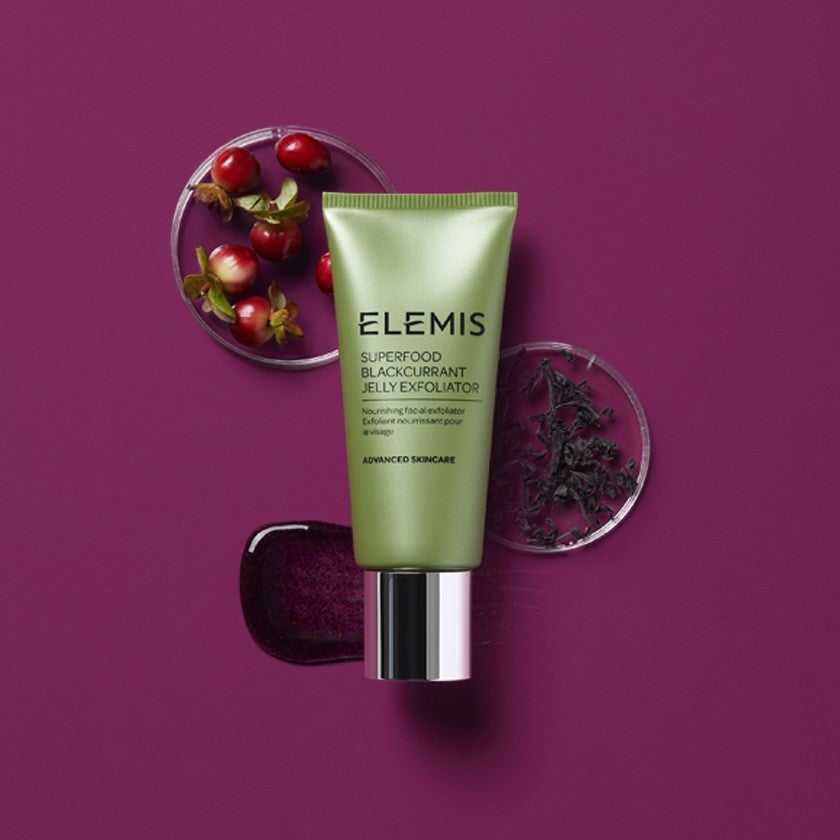 Elemis Superfood Blackcurrant Jelly Exfoliator 50ml