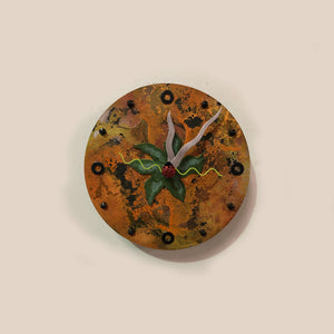 "Tomato Time Peace 27 - 6"" diameter"