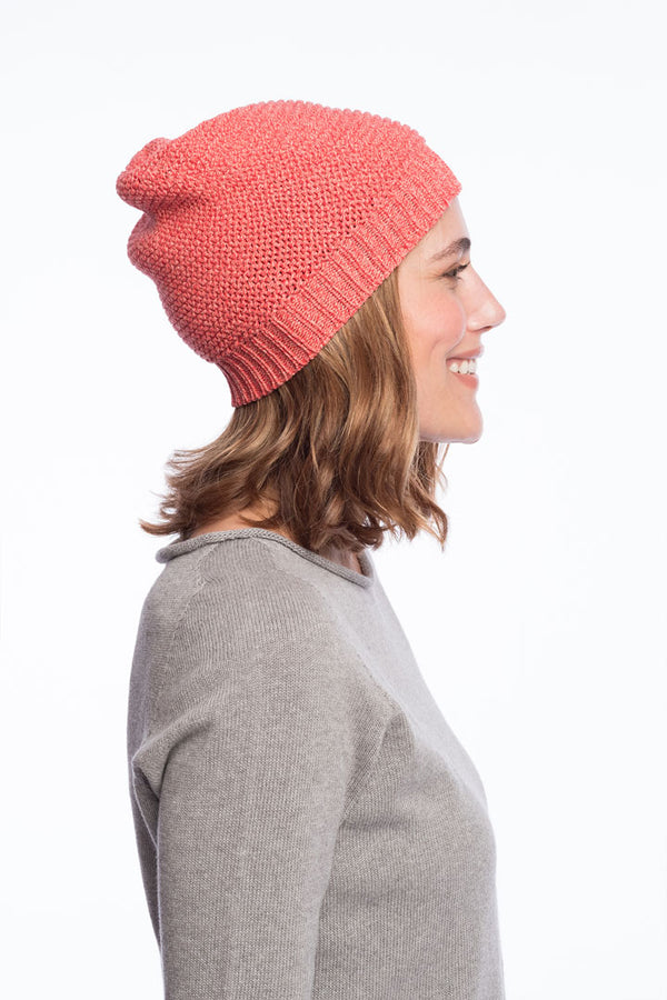 ECOTEC® knitted hat Seamless Bean