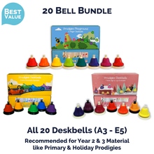 Load image into Gallery viewer, SHIP MID FEB: 20 Deskbell Bundle