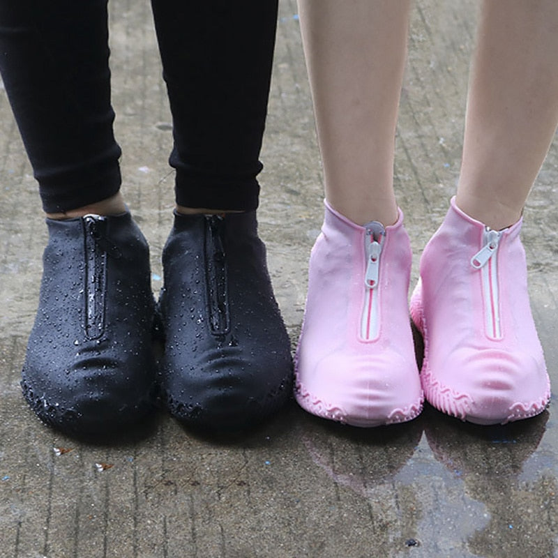 Waterproof Zipper Shoe Covers