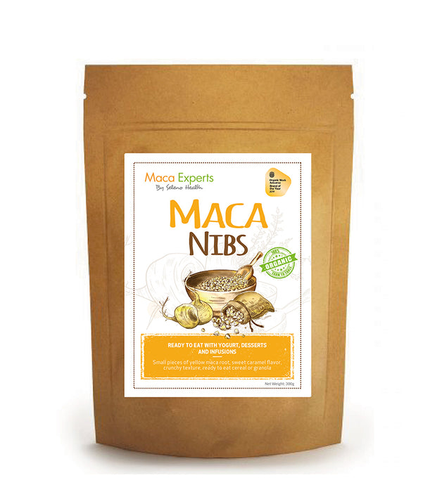 Organic Activated Maca Nibs