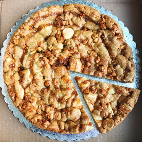 Apple Pie Cookie Cake