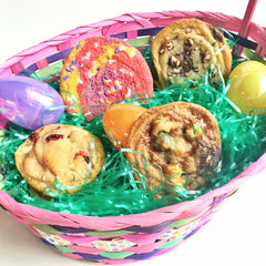 Easter Cookie Basket