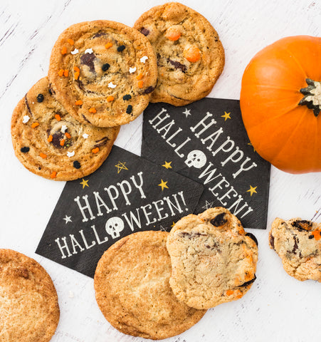 12 Cookie Gift Box - Haunted Halloween