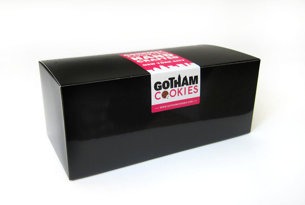 12 Cookie Gift Box - Custom Flavor Selection