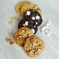 18 Cookie Gift Box - End of Summer Collection