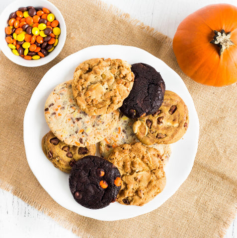 12 Cookie Gift Box - Fall Favorites