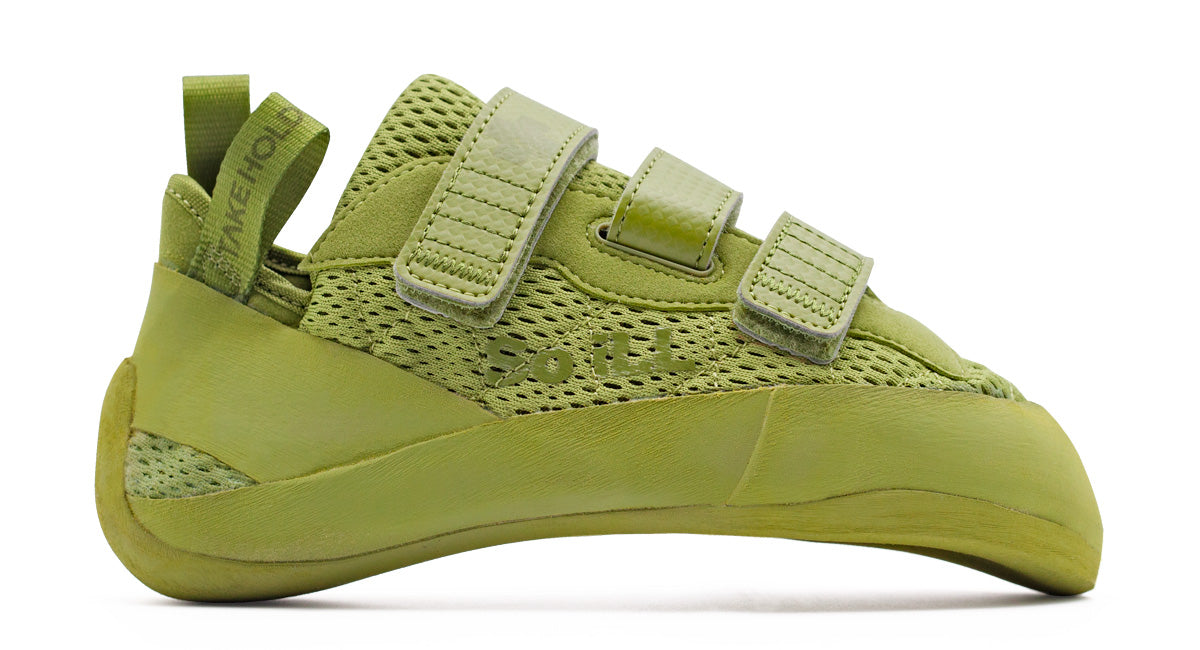 So iLL runner lv in olive Climbing Shoe outer product image