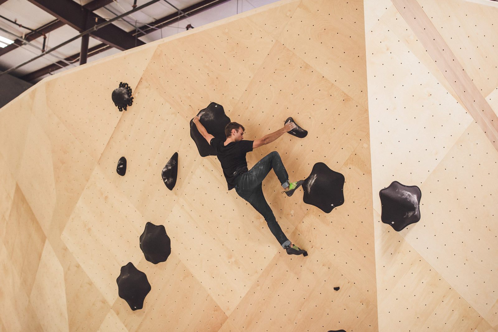 men's so ill climbing denim jeans bouldering in nashville