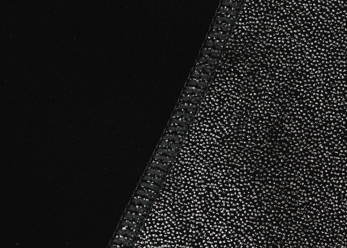 6f87e33671 close up of so ill shimmer leggings stitching