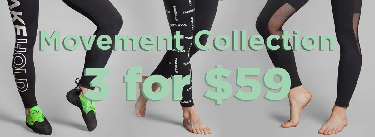 movement collection leggings 3 for $59