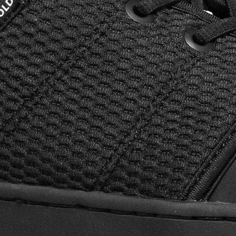 Up close image of So iLL setter shoe dry tex upper