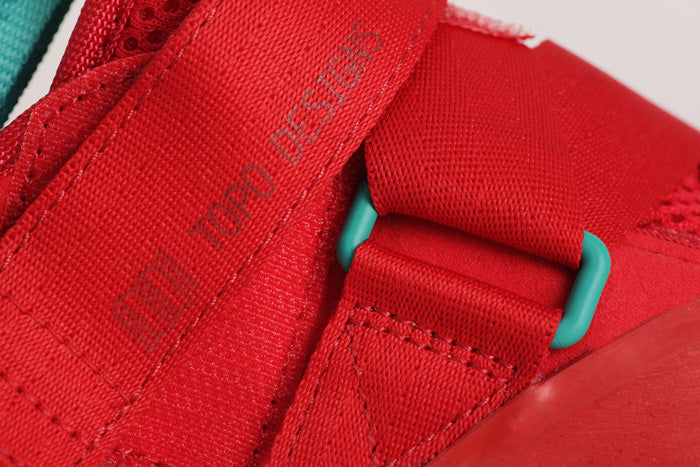 topo x so ill collaboration climbing shoes are worn at elephant rocks