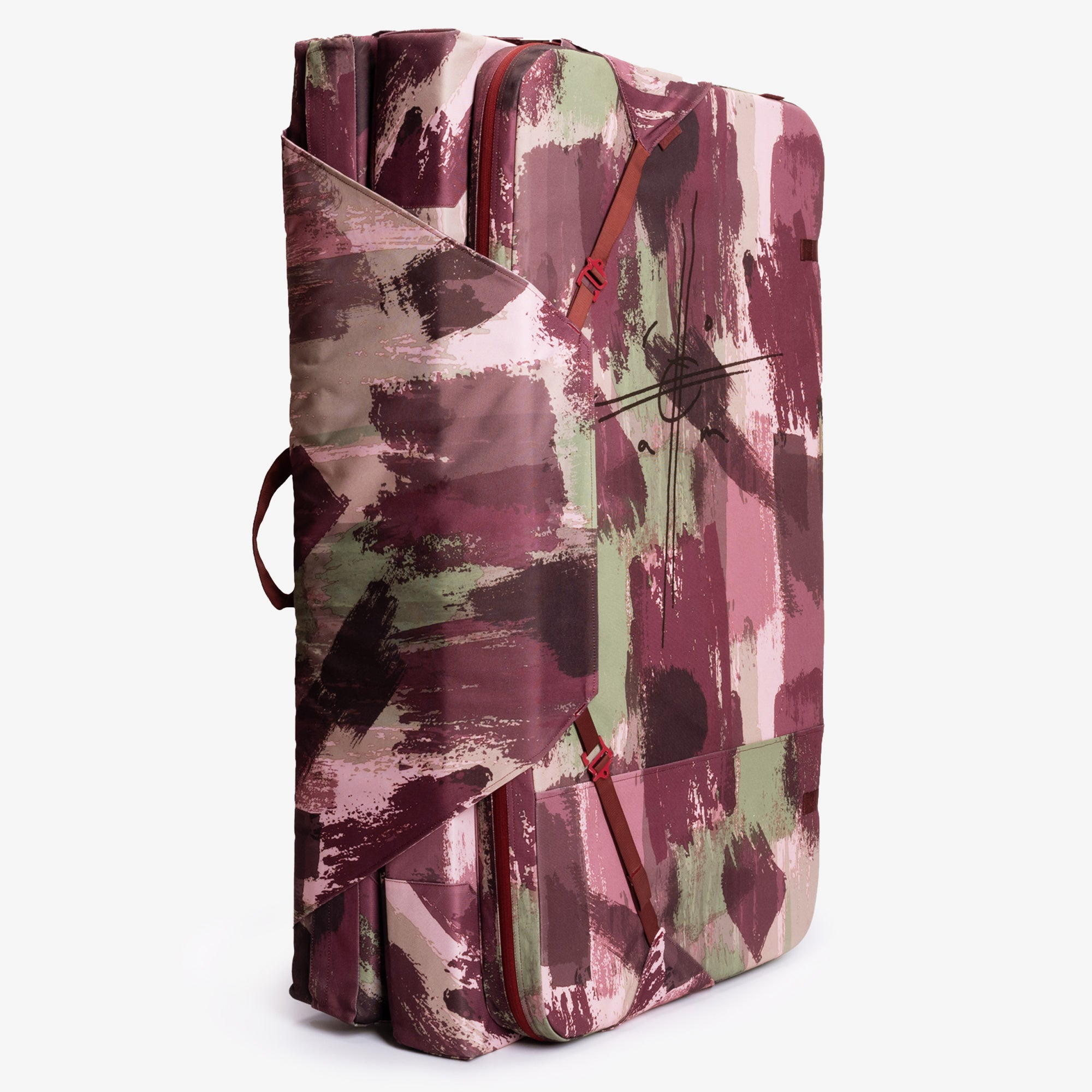Eco Camo Crash Pad
