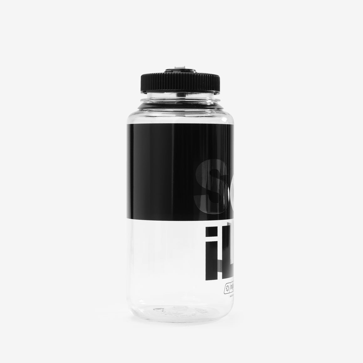 So iLL x Nalgene 32 oz water bottle front view