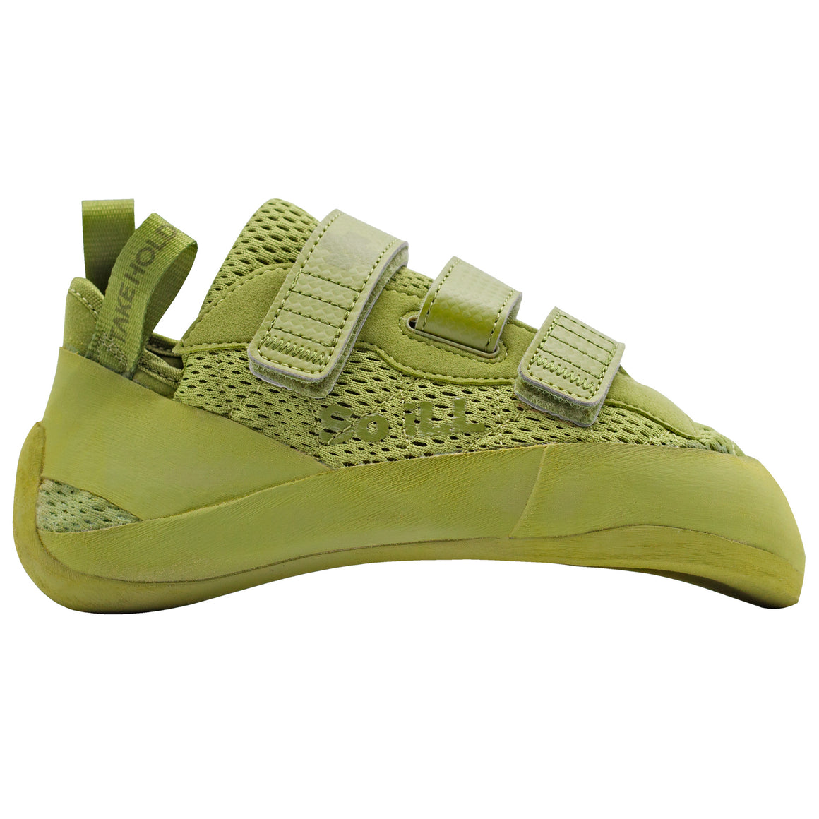 So iLL Climbing Shoe Runner LV Side View