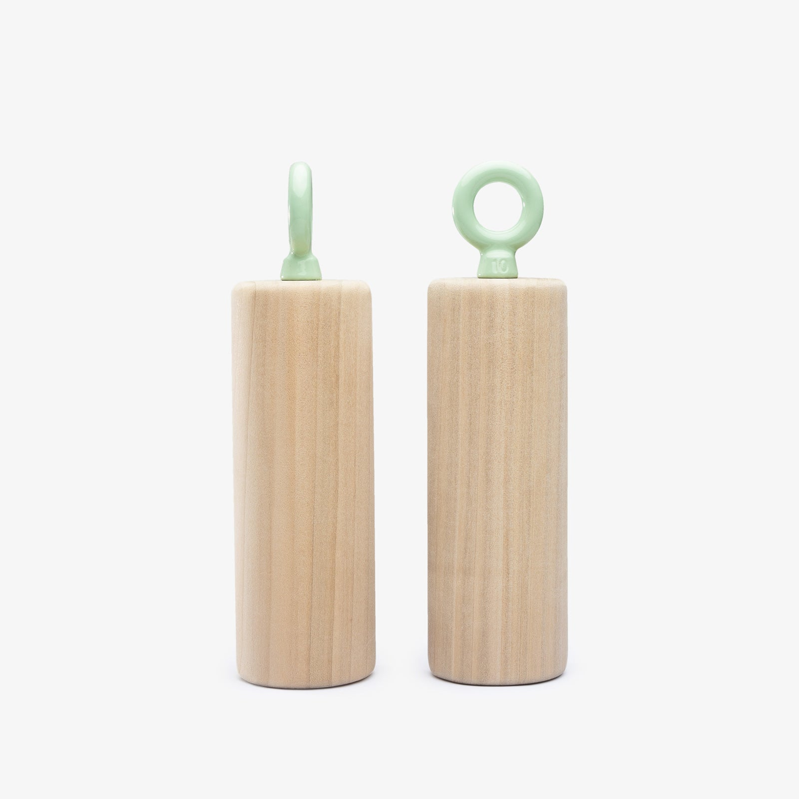 "Tension Wood Trainers - 2.5"" Vert Pipe"