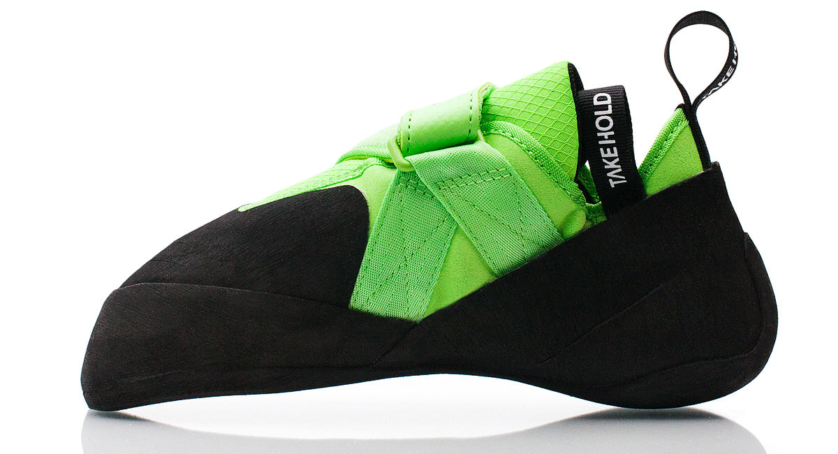 So iLL Free Range Climbing Shoe outer inner shot