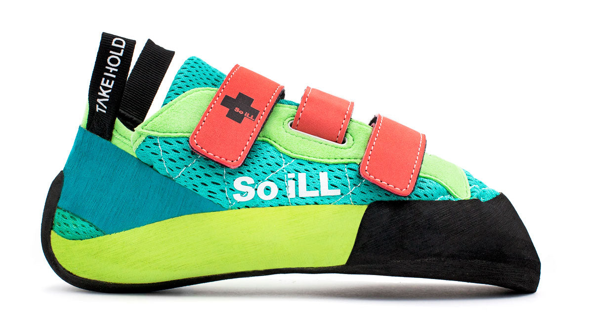 So iLL Runner LV Climbing Shoe outer product shot