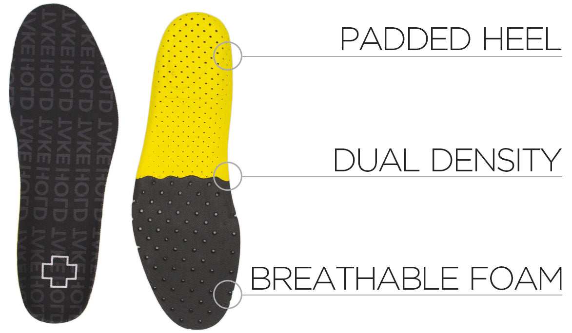 So iLL Approach Shoe insole details