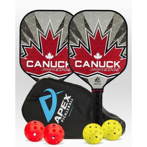 Apex Canuck Edge Graphite 2 Paddle Package - Pickleball Paddles Canada