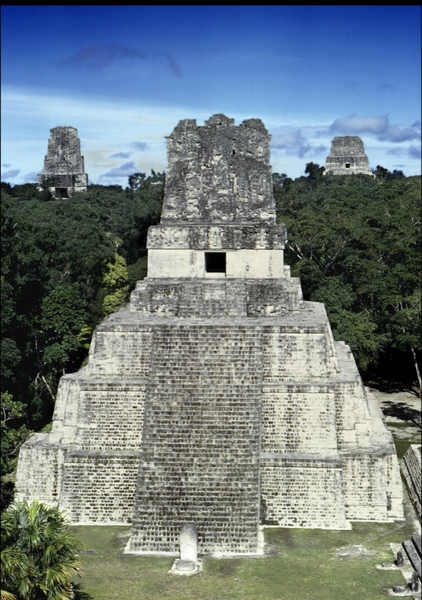 Tikal Great Pyramid