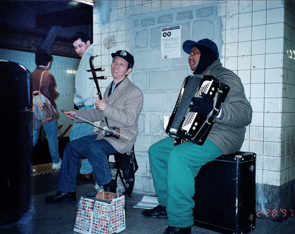 Accordion Musicians