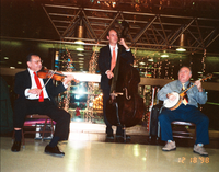 Musicians at Port Authority