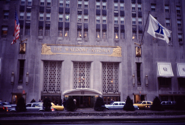 The Waldorf-Astoria