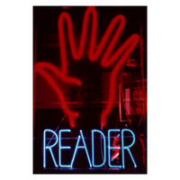 Palm Reader Neon NYC