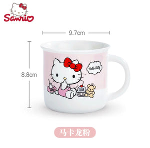Hello Kitty Cute Ceramic Cup Office Mug Girl's Gift - Hello Kitty Camp