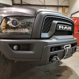 RAM Rebel (2015-2018) Hidden Winch Mount