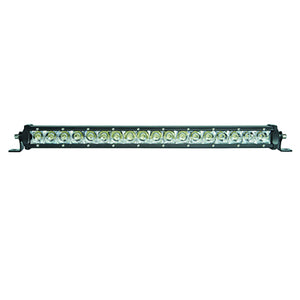 "Speed Demon Lights: 20"" Single Row Light Bar - SRS20"