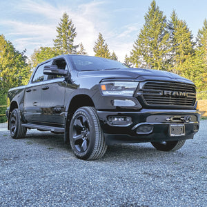 RAM 1500 DT (2019-2021) Hidden Winch Mount