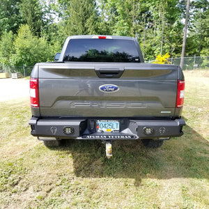 Ford F150 (2018-2020) Rear Bumper