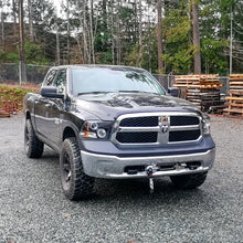 Load image into Gallery viewer, RAM 1500 (2013-2018) Hidden Winch Mount
