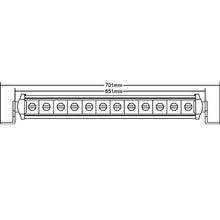 "Load image into Gallery viewer, Speed Demon Lights: 22"" Single Row Light Bar - SRS22"